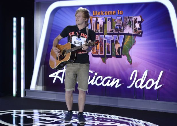 American Idol XIII: Salt Lake City Auditions - Contestant DJ Bradley