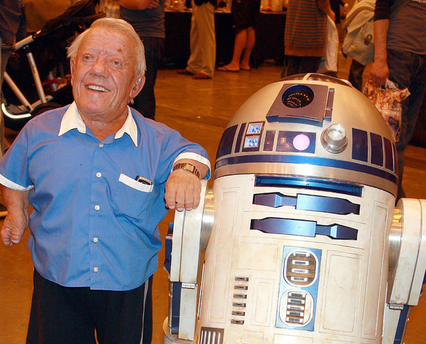 Kenny Baker Star Wars Episode 7