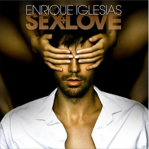 Enrique Iglesias Sex + Love artwork