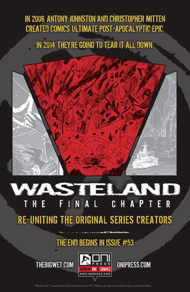 Wasteland end teaser