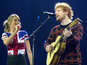 Ed Sheeran: Song isn't about Taylor Swift