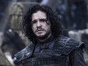 Game of Thrones season 4: first look -  Kit Harington as Jon Snow