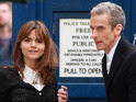 "Head writer Moffat talks Capaldi's ""bright"", ""boyish"" and ""fierce"" new Doctor."