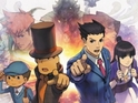 Professor Layton vs Phoenix Wright makes its 3DS debut on March 28.