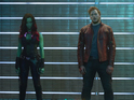A look at the main characters from Marvel Studios' cosmic film.