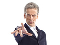"The writer adds that Capaldi's arrival in series eight ""changes everything""."