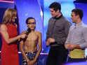 Perri Kiely and Keith Duffy triumph in tonight's (February 1) live show.