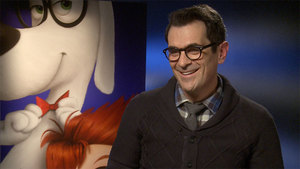Ty Burrell 'Mr Peabody & Sherman' interview