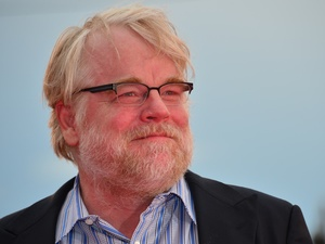 "Philip Seymour Hoffman attends ""The Master"" Premiere during The 69th Venice Film Festival at the Palazzo del Cinema on September 1, 2012 in Venice, Italy"