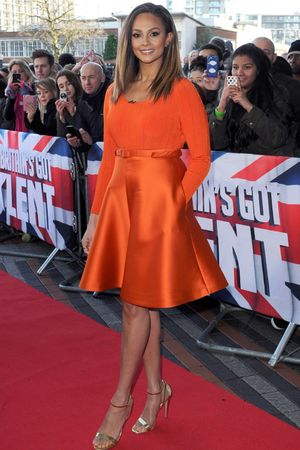 'Britain's Got Talent' TV show auditions, Birmingham, Britain - 02 Feb 2014 Alesha Dixon 2 Feb 2014