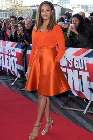 'Britain's Got Talent' TV show auditions, Birmingham, Britain - 02 Feb 2014 Alesha Dixon 2 Feb 2014
