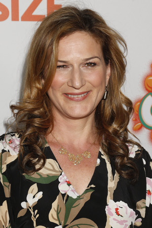 "Ana Gasteyer attends the ""Fun Size"" Los Angeles Premiere at Paramount Studios on Thursday, October 25, 2012 in Los Angeles, California. (Photo by Todd Williamson/Invision/AP Images)"