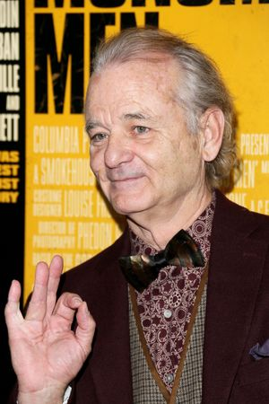 'The Monuments Men' film premiere, New York, America - 04 Feb 2014 Bill Murray 4 Feb 2014