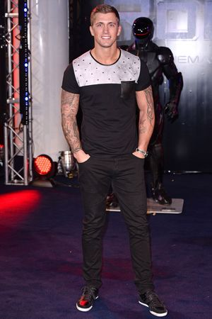 'Robocop' World Film Premiere, London, Britain - 05 Feb 2014 Dan Osborne 5 Feb 2014