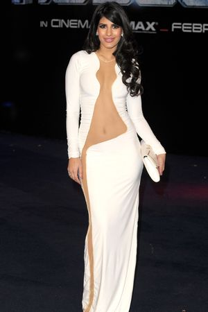 'Robocop' World Film Premiere, London, Britain - 05 Feb 2014 Jasmin Walia 5 Feb 2014