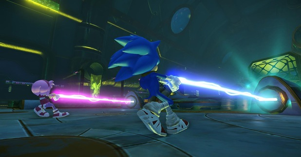 Sonic Boom video game screenshot
