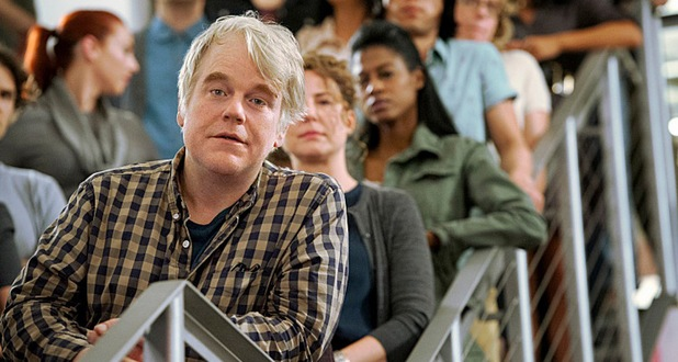 Philip Seymour Hoffman in 'Happyish'
