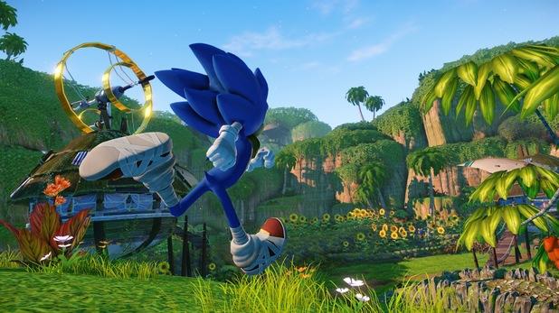 Sonic Boom video game screenshot