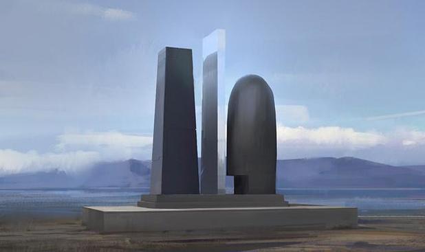 Sigurour Guomundsson's EVE Online monument