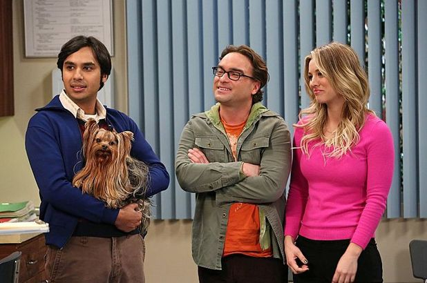 Big Bang Theory Locomotive Manipulation