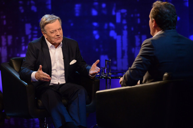 Tony Blackburn on Piers Morgan's Life Stories