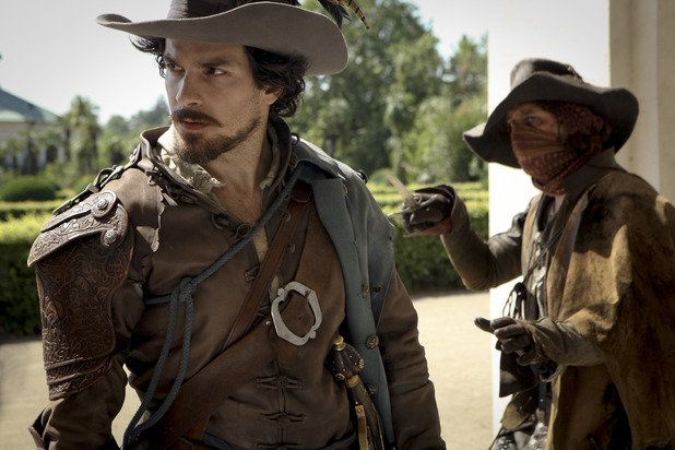 The Musketeers episode 4 'The Good Soldier'