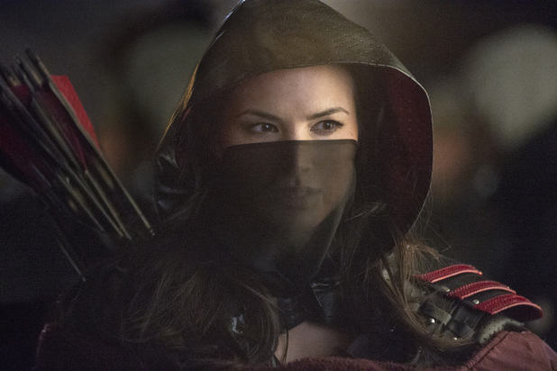 Katrina Law as Nyssa al Ghul in 'Arrow' S02E13: 'Heir to the Demon'