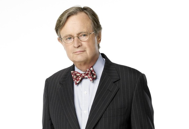 David McCallum of the CBS series NCIS