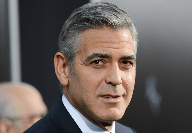 "George Clooney attends the premiere of ""Gravity"" at the AMC Lincoln Square Theaters, in New York"