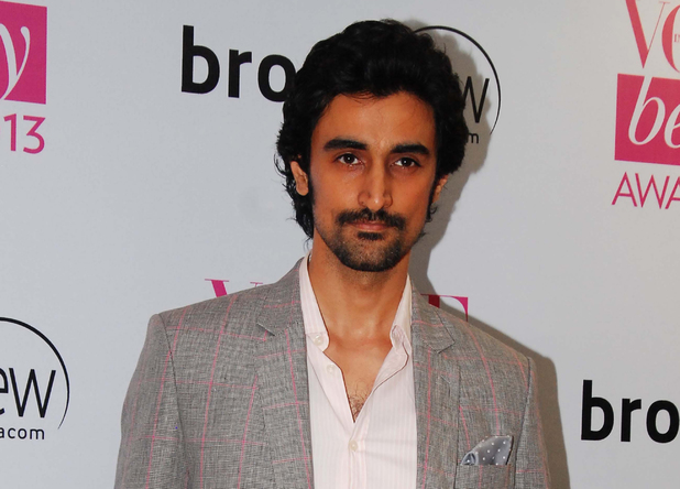 Kunal Kapoor at the Vogue Beauty Awards 2013
