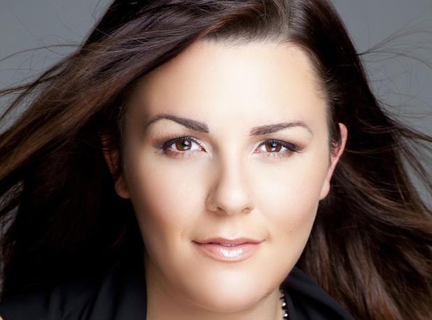 Laura O'Neill in Ireland's Eurovision bid.