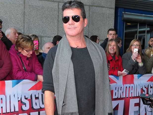 'Britain's Got Talent' TV show auditions, Birmingham, Britain - 02 Feb 2014 Simon Cowell 2 Feb 2014