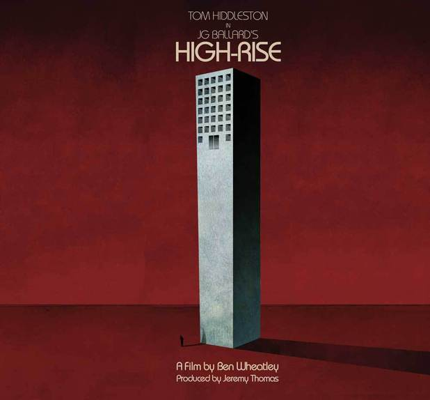Ben Wheatley's JG Ballard adaptation High Rise