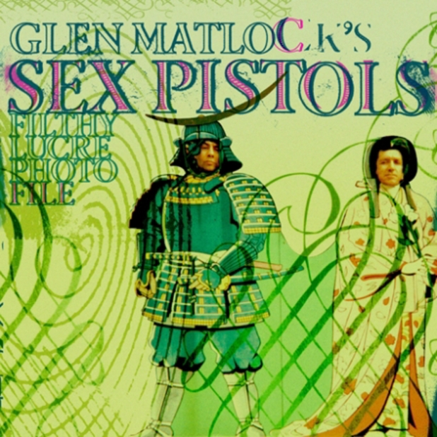 Glen Matlock, Sex Pistols 'Filthy Lucre' photo file