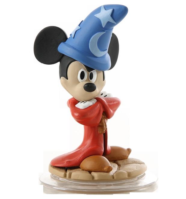 Disney Infinity Sorcerer's Apprentice figurine