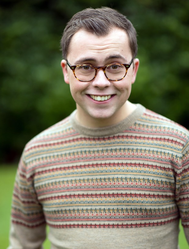 Joe Tracini as Dennis Savage in Hollyoaks