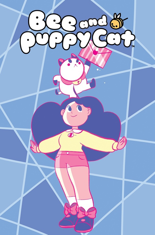 Bee and Puppycat comic