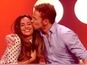 Corrie Foote flirts with Joe Swash