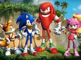 Sonic Boom key artwork