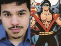 Valdes is the latest actor to join the DC superhero TV pilot.