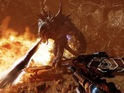 Sci-fi shooter Evolve is at the forefront of the candidates with six nominations.