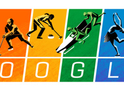"""The practice of sport is a human right,"" Google quotes from the Olympic Charter."