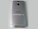 Purported photo of the so-called HTC M8 smartphone leaks on to Twitter.