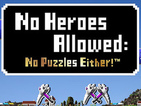 No Heroes Allowed: No Puzzles Either! arrives tomorrow on PS Vita