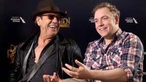 Robert Lindsay & Rufus Hound on the 'Dirty Rotten Scoundrels' musical