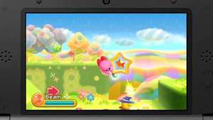 Kirby: Triple Deluxe trailer