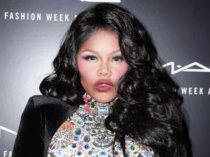 The Blonds Show after party, Autumn Winter 2014 Mercedes-Benz Fashion Week, New York, America - 12 Feb 2014 Lil' Kim