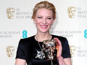 Cate Blanchett, BAFTAs 2014,