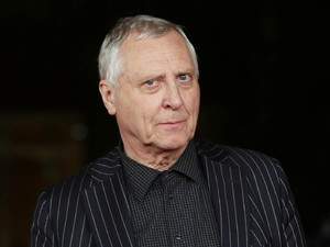 Peter Greenaway at the 7th edition of the Rome International Film Festival