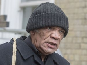 Paul Barber attends Roger Lloyd-Pack's funeral
